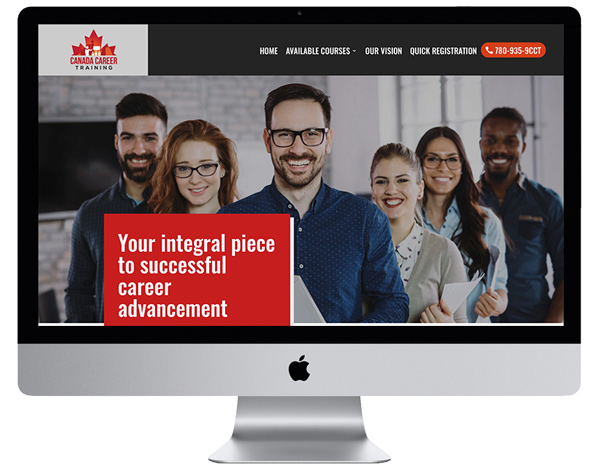 alberta website development