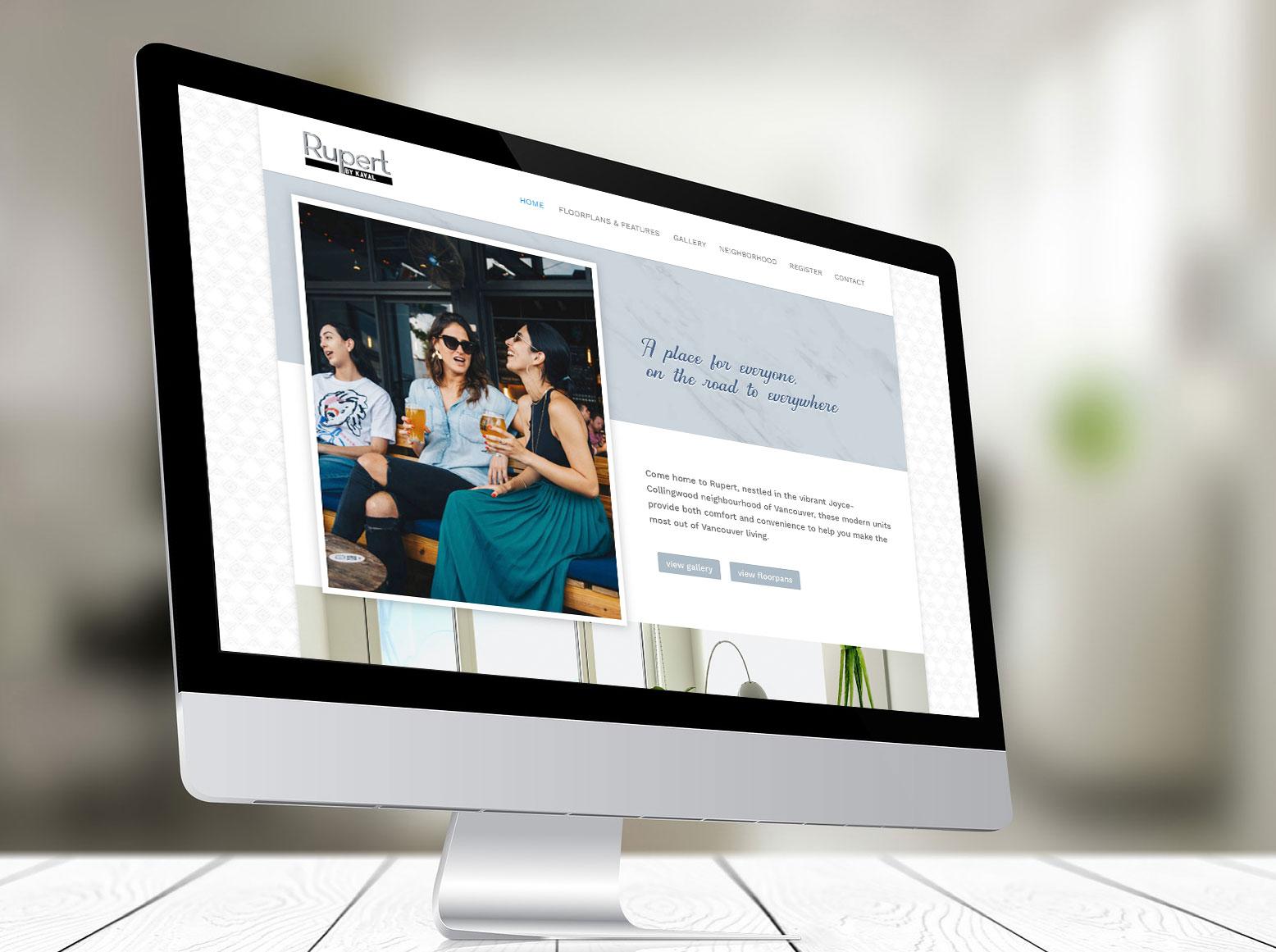 airdrie website development