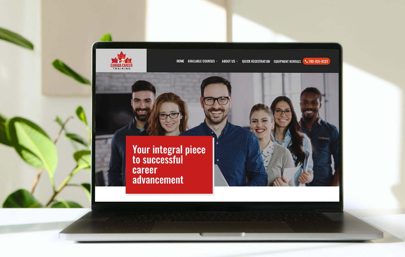 airdrie website developers